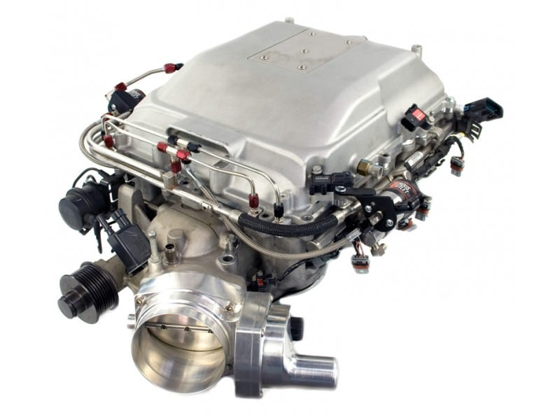 Nitrous Outlet - LSA Blower Plate System