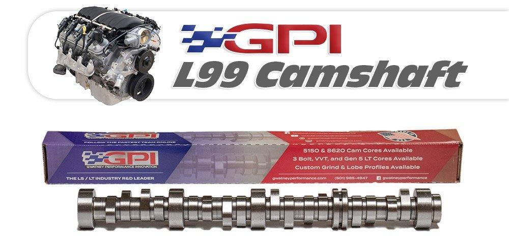 GPI - L99 Cam Install Package (2010-2015 Chevrolet Camaro SS L99 / VVT /  Auto)