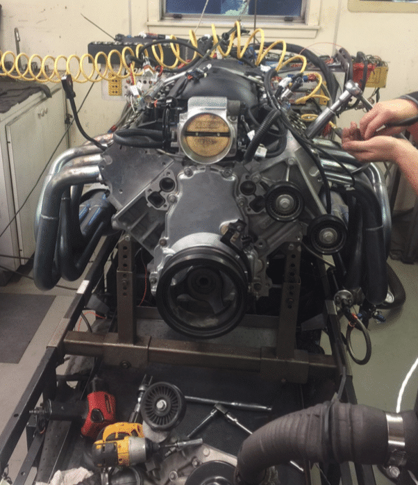 GPI Research & Development - LS3 / L99 Heads, Cams, and Intake Manifolds