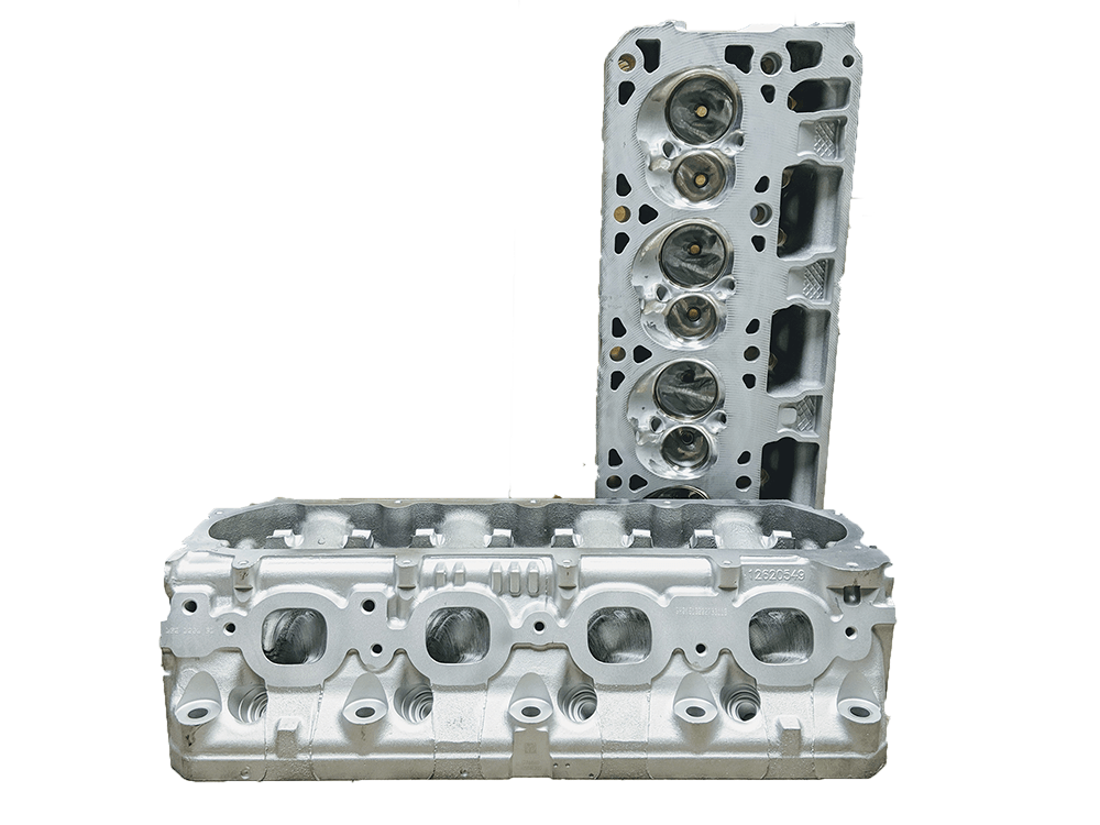GPI - Ported OEM L83 (Gen V 5 3 DI) Cylinder Head Package