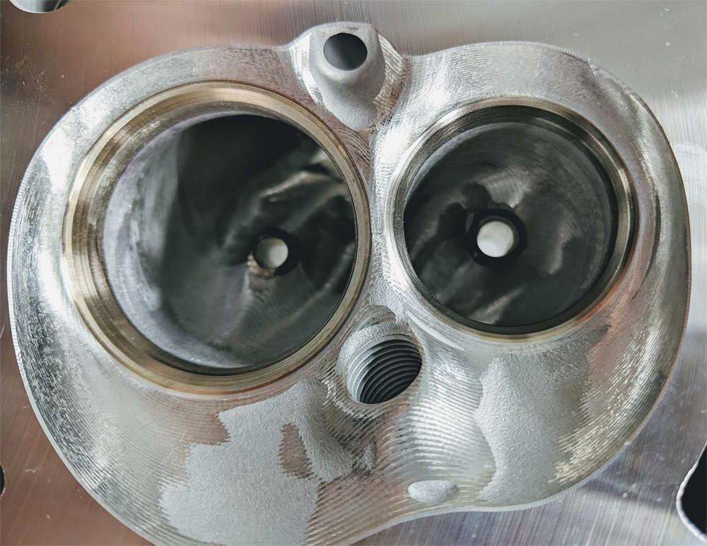 GPI - Ported OEM LT1 / LT4 / L86 (Gen V) Cylinder Head Package