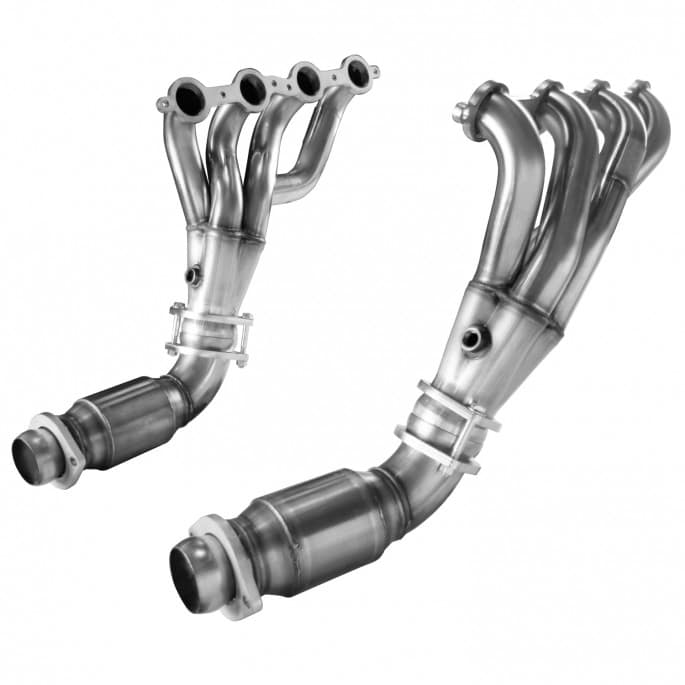 """2008-2009 G8 GT/GXP 1 7/8"""" X 3"""" Mid-Length Headers"""