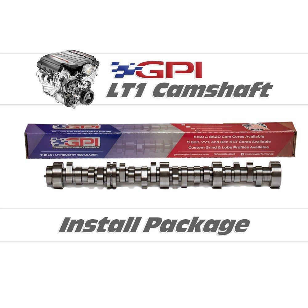 GPI - Cam Install Package (2014-2019 C7 Corvette LT1)