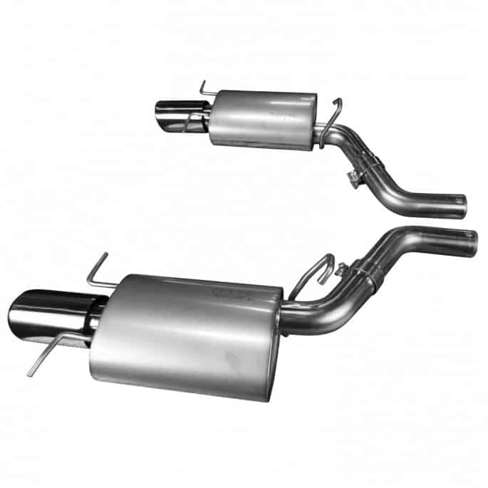 Cadillac Cts V 2009 For Sale: 2009-2014 Cadillac CTS-V Axle Back Exhaust