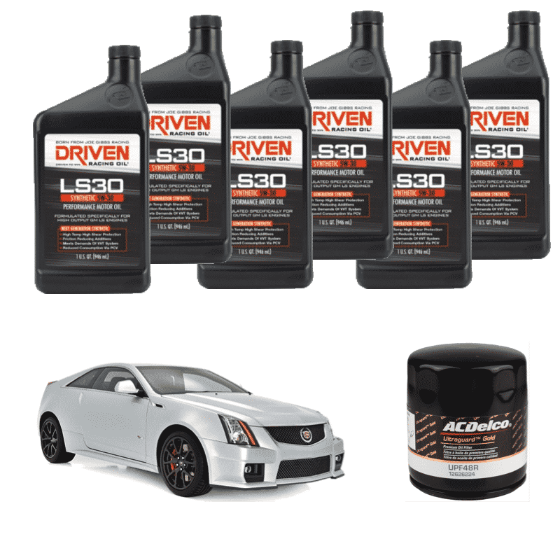 Synthetic Oil Change Kit (2009-2015