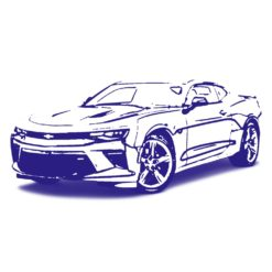 6th Gen Camaro (2016-2018)