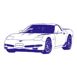 1997 - 2004 Corvette C5