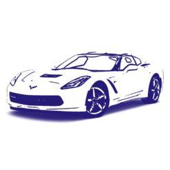 2014 - 2019 Corvette C7