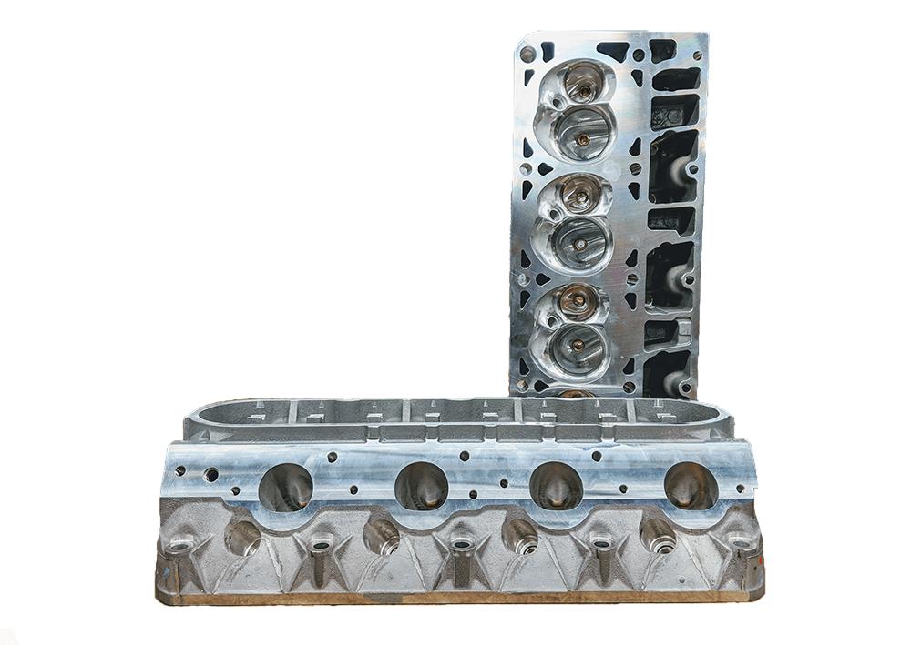 GPI - Ported OEM LS7 Port Cylinder Head Package