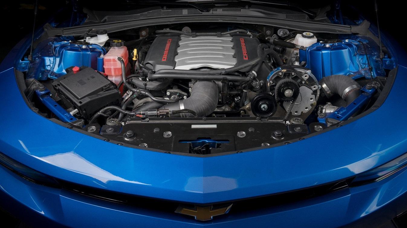 ECS - Novi 1500 Kit 2016+ Camaro SS/1LE